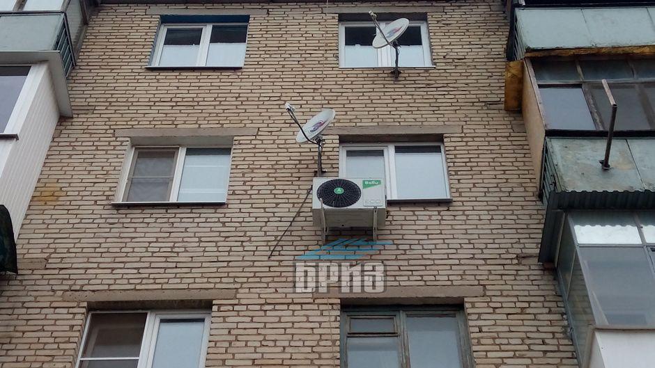 Бытовая сплит-система в квартире